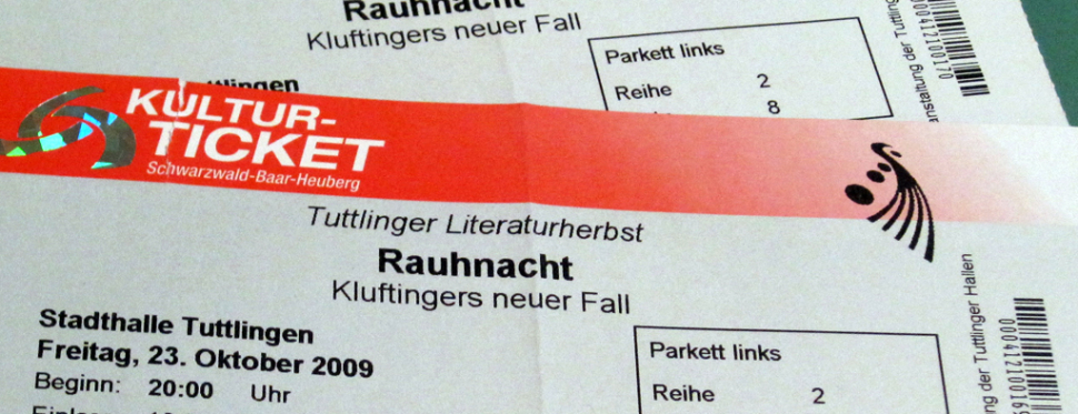 Ticket: Kluftingers Rauhnacht