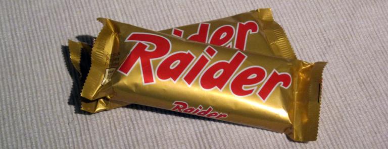 Raider Schokoriegel