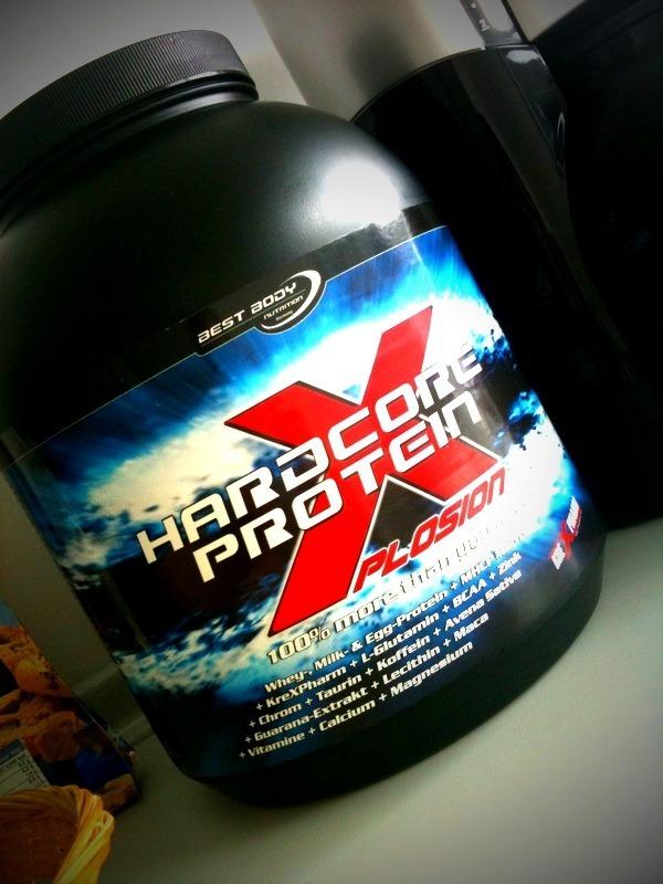 Hardcore Protein