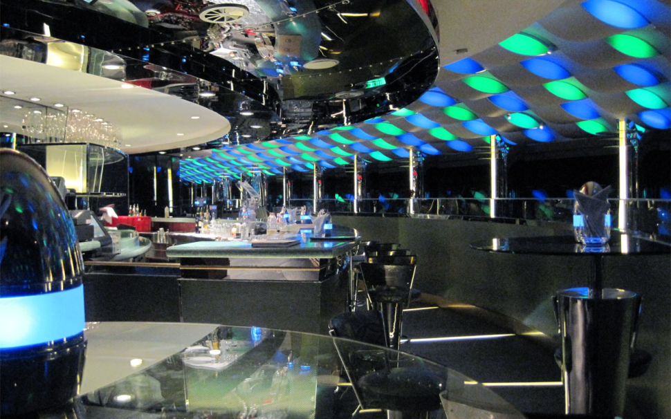 Skyview Bar des Burj Al Arab