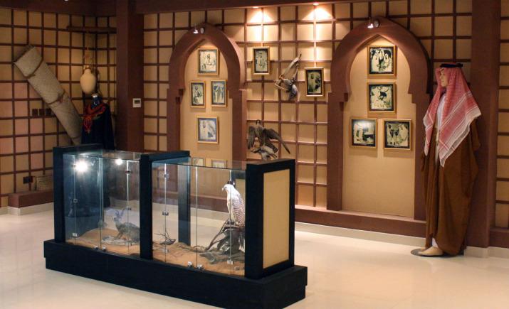 Falken-Ausstellung