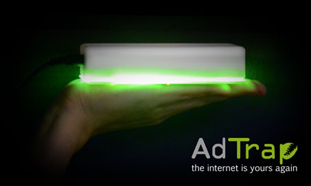 AdTrap - The internet is yours again