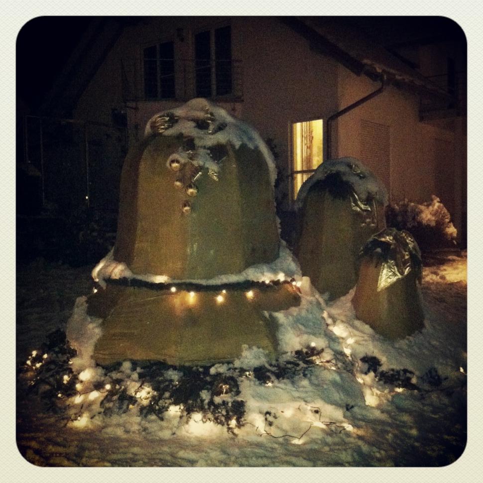 Glockenskulptur