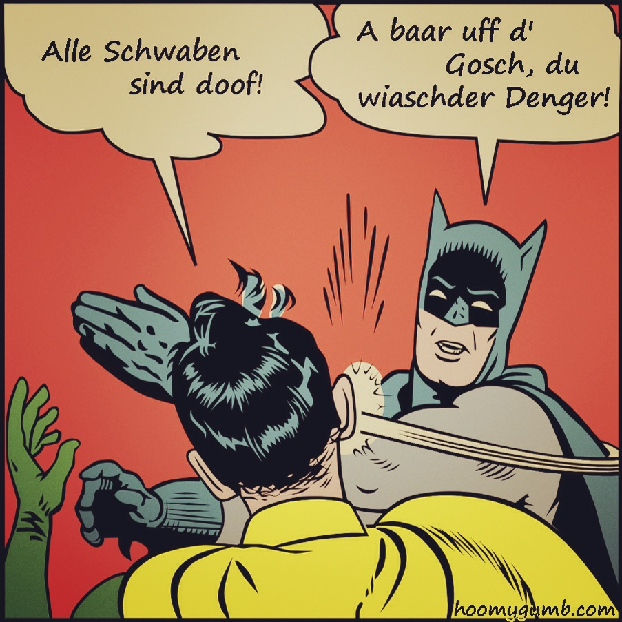 Schwoba Bat-Slap