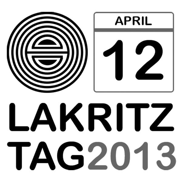 Logo: Deutscher Lakritztag 2013