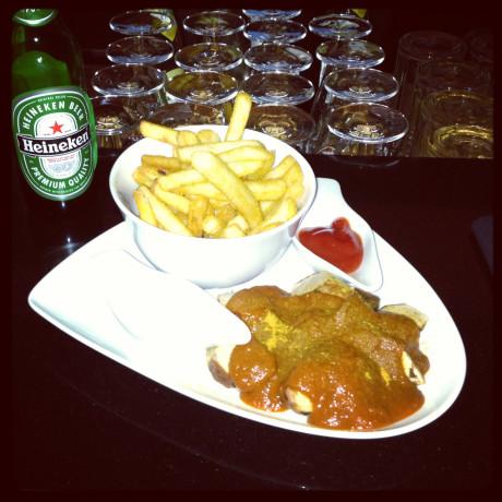 Currywurst Légère