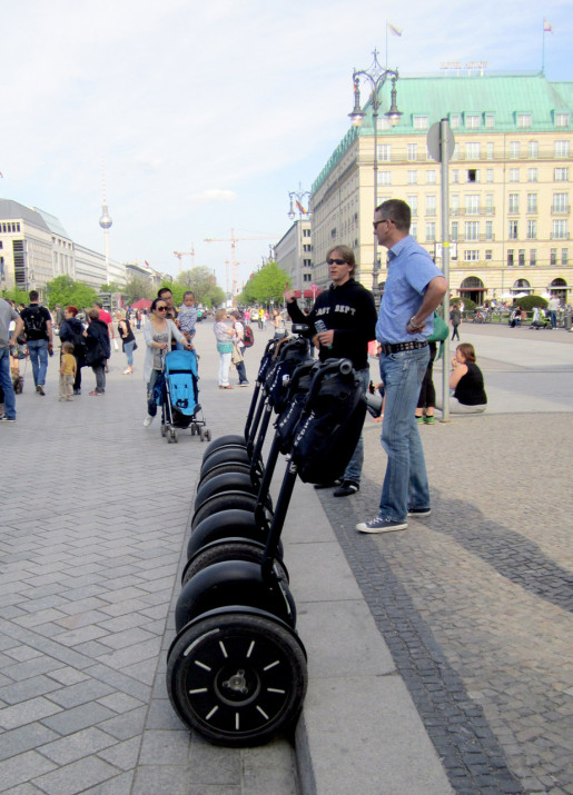 Segways in Berlin