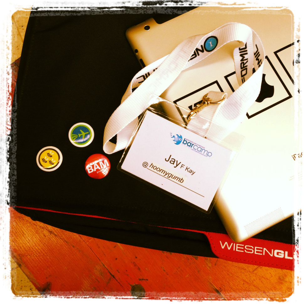 Barcamp-Badge-Foto #bcbs13