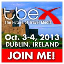 TBEX Europe '13 / 3.-4. Oktober 2013 in Dublin | #tbex