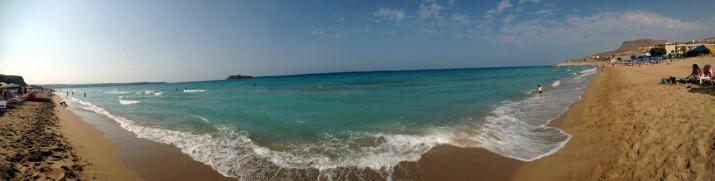 Amnissos Beach