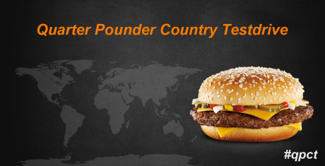 Quarter Pounder Country Testdrive