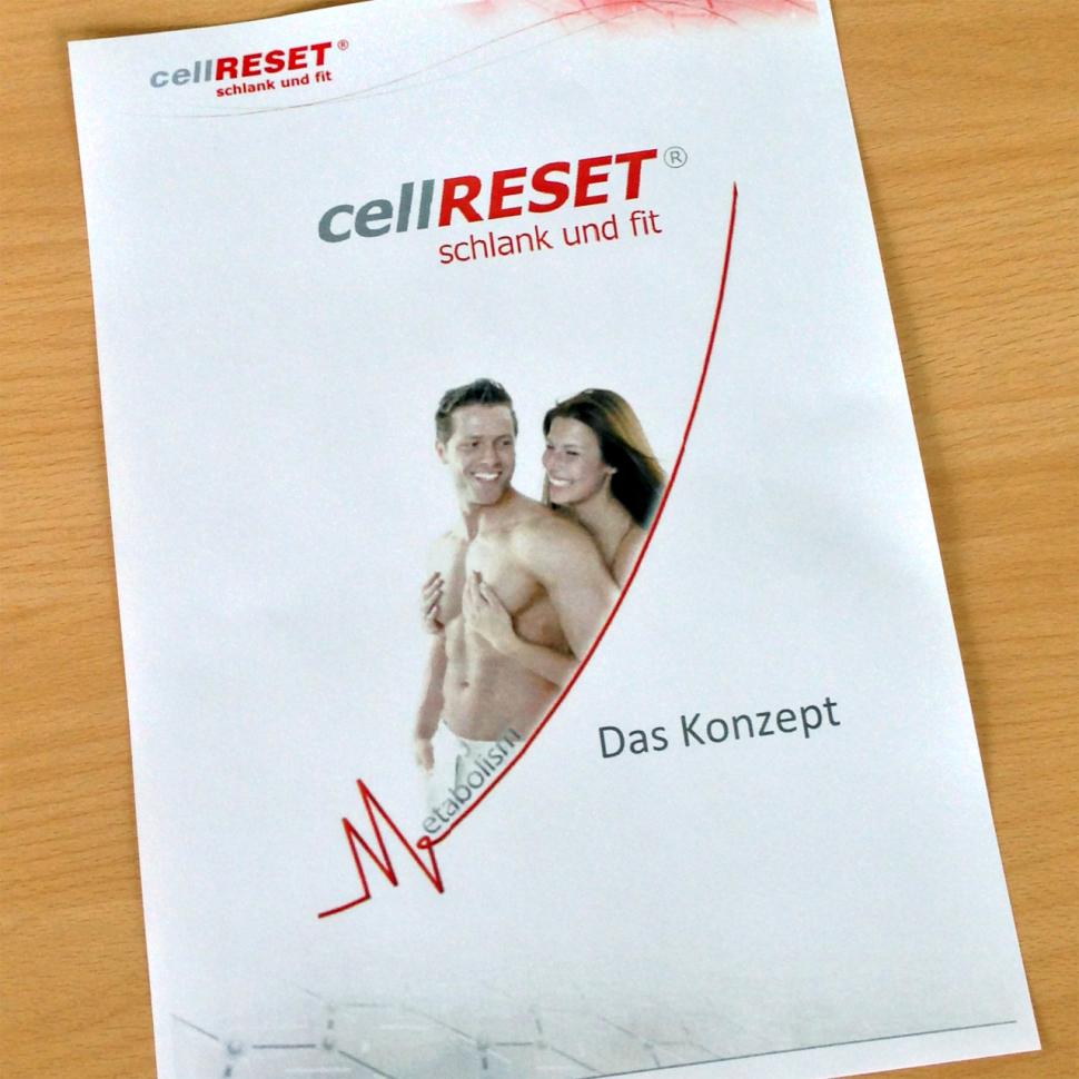 cellRESET-Konzept