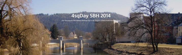 4sqDay SBH 2014 in Tuttlingen