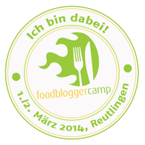 1. FoodBloggerCamp / 1.-2. März 2014 in Reutlingen | #fbc14