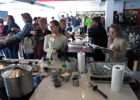 Kochsession auf dem Bonner Foodcamp