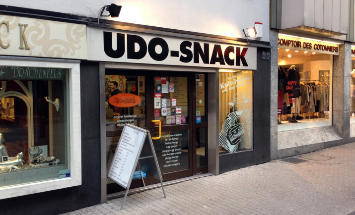 Udo-Snack in Stuttgart