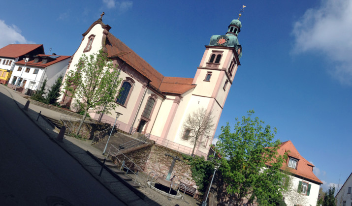 Dorfkirche Waldbrunn