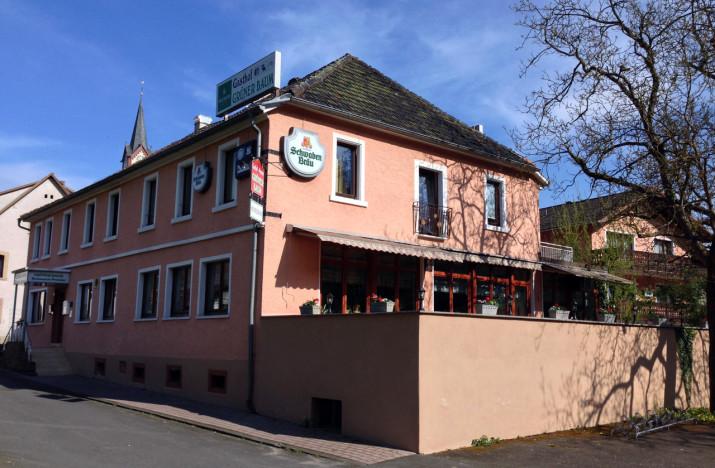 Gasthof Grüner Baum in Neckargerlach
