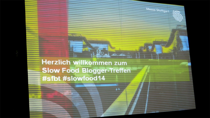 Slow Food Bloggertreffen
