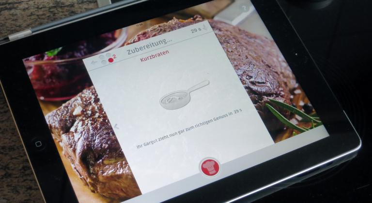 Cuciniale GourmetPilot: Zubereitung... Kurzbraten