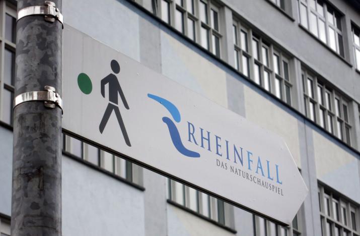 Rheinfall. Das Naturschauspiel.