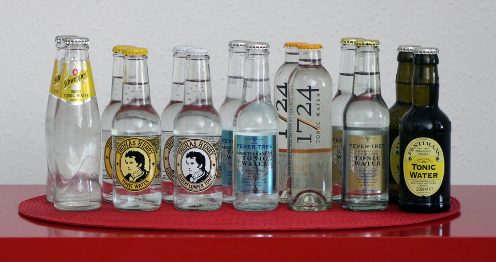 Tonic Water Testpaket