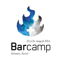 Logo Barcamp Schweiz 2014