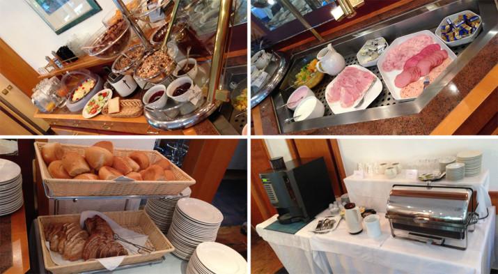 Frühstücksbuffet Hotel Waldhorn