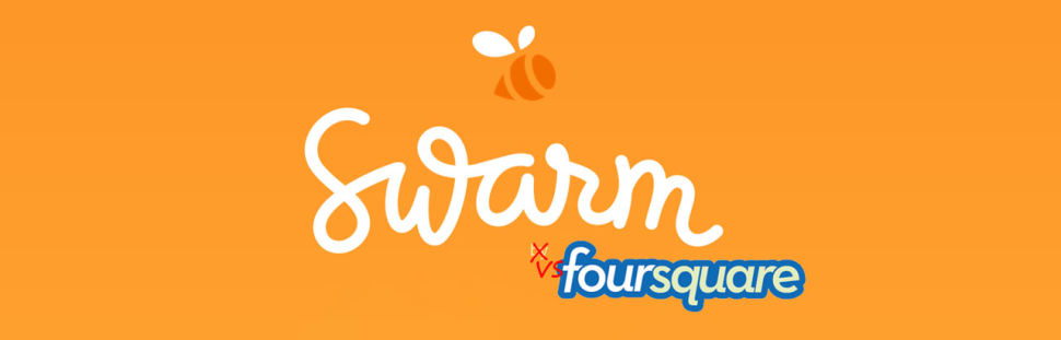 Swarm vs Foursquare