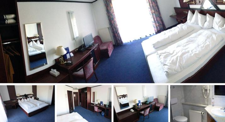 Zimmer 213 Hotel Waldhorn