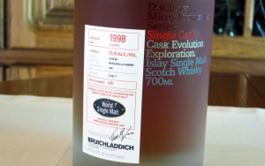 Bruichladdich Cask Evolution Exploration 12 Years