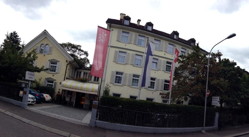 Claridge Hotel Zürich