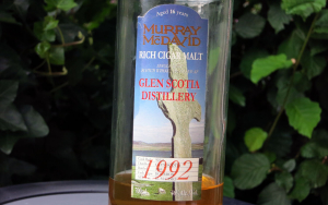Glen Scotia Rich Cigar Malt 16 Years (1992/2008) by Murray McDavid