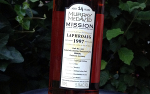 Laphroaig 14 Years (1997/2011) by Murray McDavid