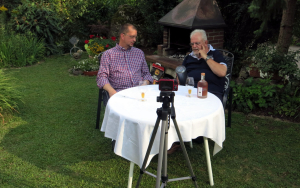 Video-Verkostung mit Christian und Udo