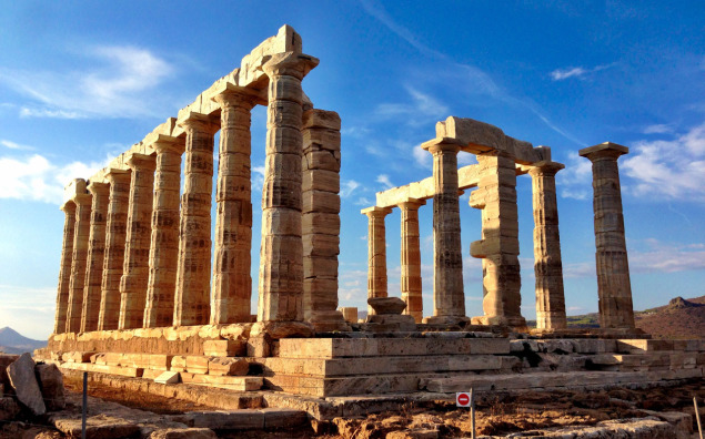 Tempel des Poseidon