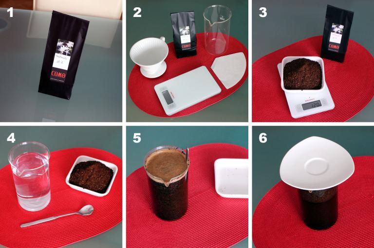 Anleitung Cold Brew Kaffee Teil 1