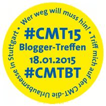 CMT 2015 Blogger-Treffen / 18. Januar 2015 in Stuttgart | #cmt15 #cmtbt