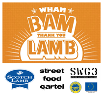 Scotch Lamb PGI Street Food Festival / 20. September 2014 in Glasgow | #ScotchKitchen #ScotchLamb