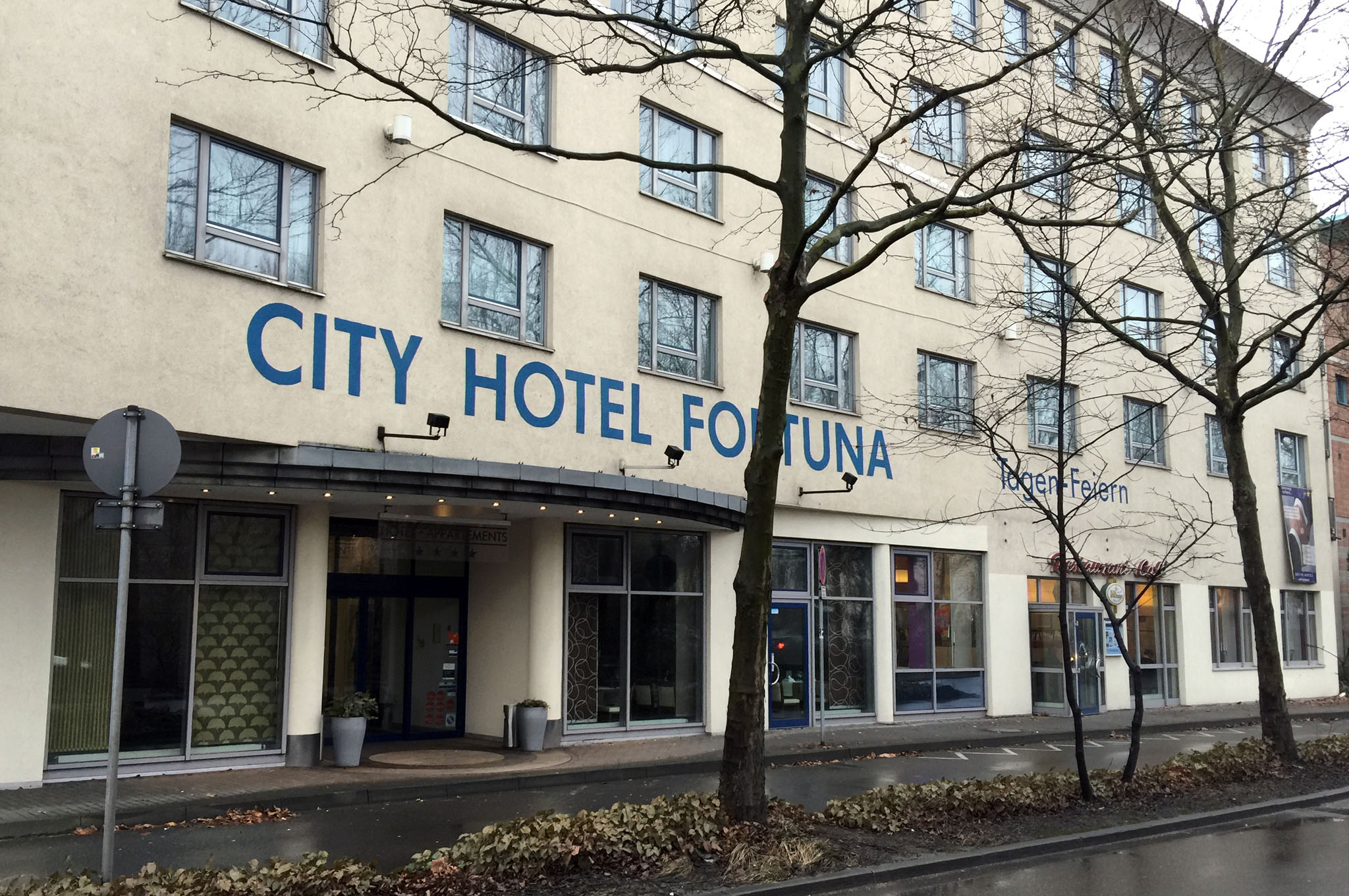 Hotel Fortuna City Reutlingen