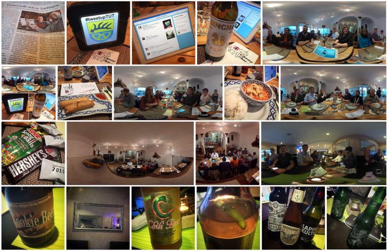 Fotoalbum tweetupTUT 03/2015