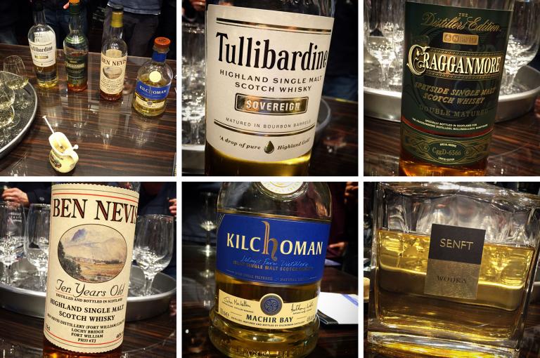 Lineup whiskyUDO 03/2015