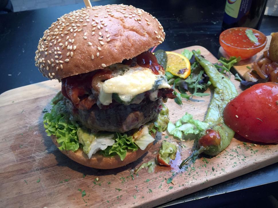 Al-Capone Burger