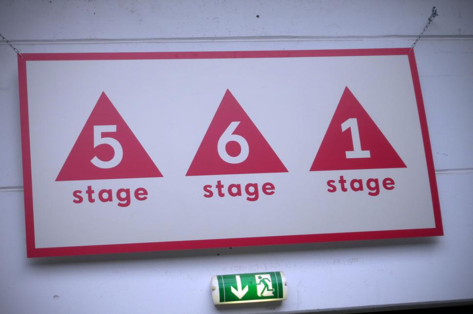 Stageweiser auf der re:publica 14
