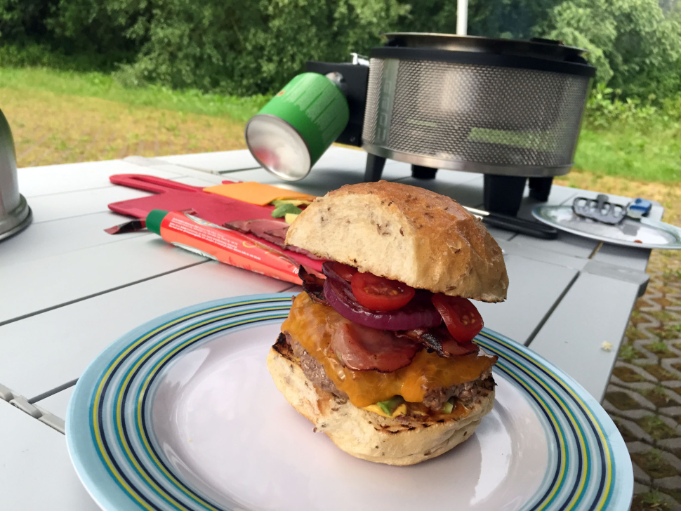 Der WoMo-Burger