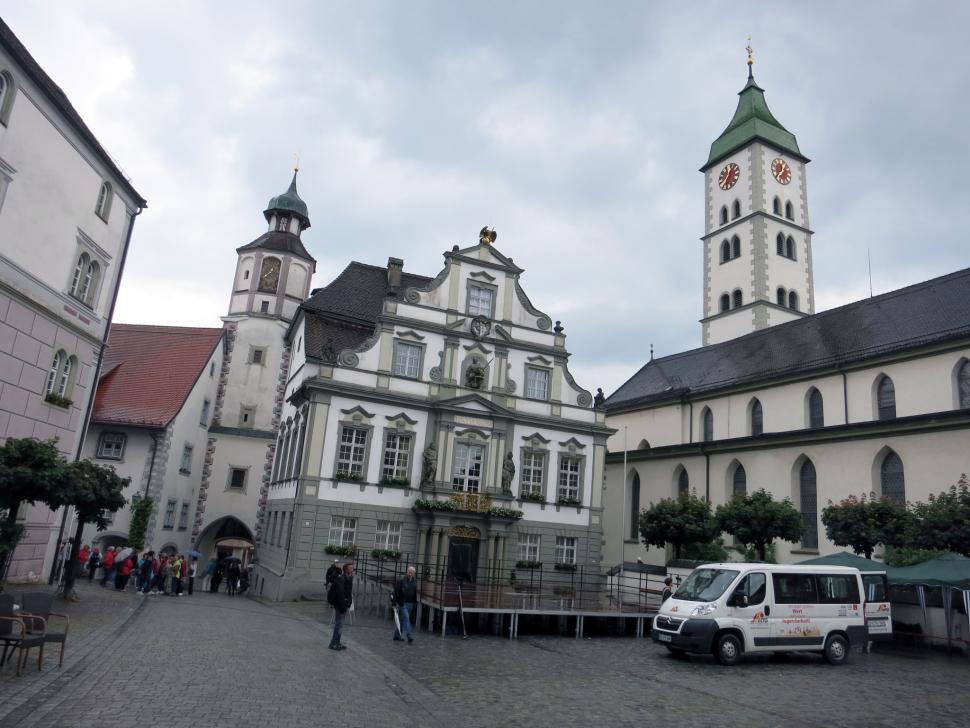 Rathaus Wangen im Allgäu