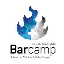 Logo Barcamp Schweiz 2015
