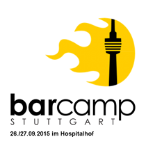 8. Barcamp Stuttgart / 26.-27. September 2015 in Stuttgart