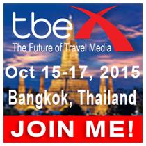 TBEX Asia '15 / 15.-17. Oktober 2015 in Bangkok | #tbex