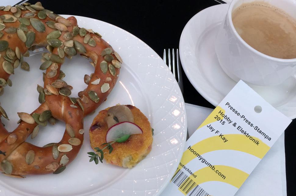 Blogger-Frühstück